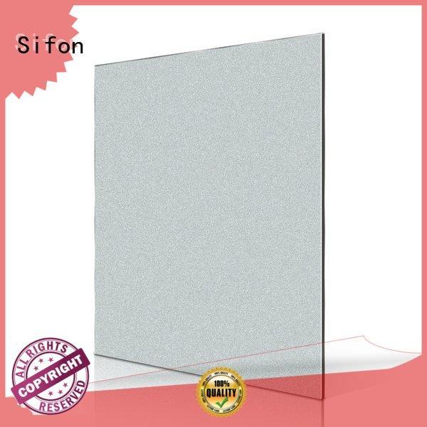 Custom 3mm acm panel lines acp bright Sifon