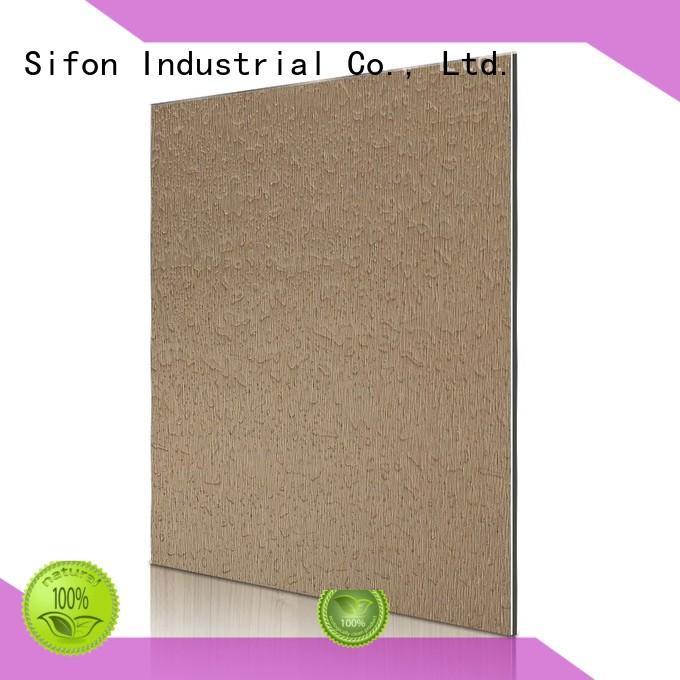 composite pearly acp aluminium composite panel stars AULAND