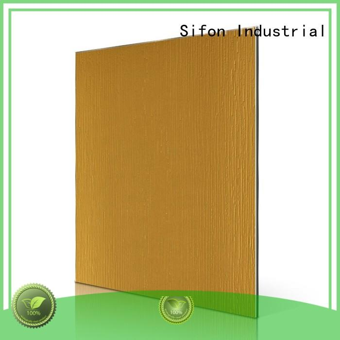 AULAND Brand board panel acp panel interior design acp supplier